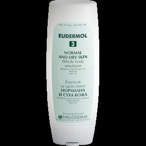 EUDERMOL® 3 нормална и суха кожа